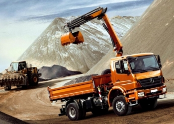 Спецтехника для работ и перевозки грузов