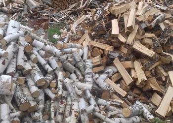 Продаю колотые и неколотые дрова