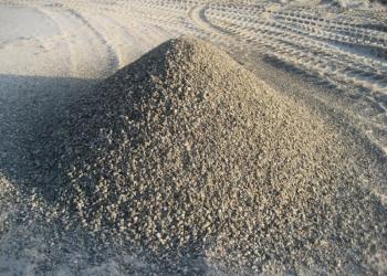 Гравий, песок строительный ГОСТ 8736-2014, крупный речной камень.