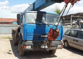 Автокран КС-55713 К-1