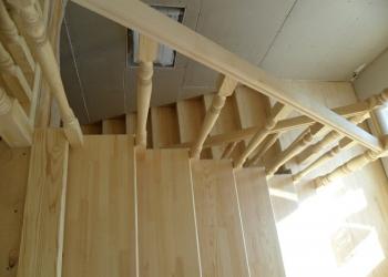 Сборка лестниц