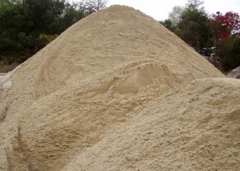 Песок мытый с доставкой от 3 до 20м3