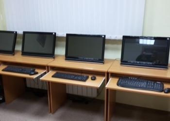 Компьютер - моноблок 21,5 DNS сенсорный