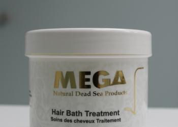 Косметика для волос с минералами Мёртвого моря