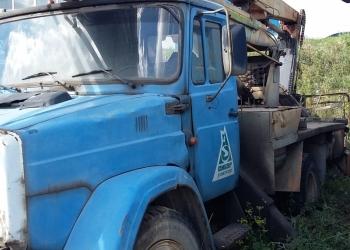 ЗИЛ 4314 автогидроподъемник АГП22