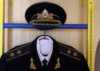 Форма ВИЦЕ-АДМИРАЛ.  ВМС  Украина. Повседневная