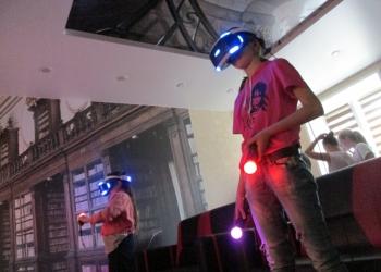 Знакомство с виртуальной реальностью