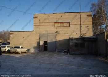 мельничный комплекс 1200 кв.м.