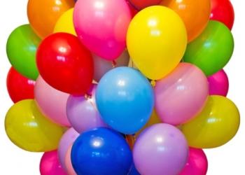 Заказать воздушные шары с бесплатной доставкой Москва недорого