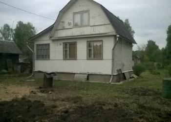 Продаю участок с домом.