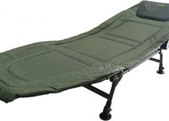 Кровать - раскладушка для сна и отдыха  на рыбалке, охоте, выезде на природу!