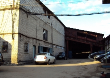сухой кирпичный гараж 24м2