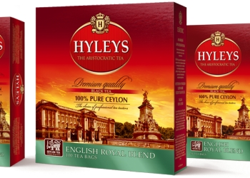 "Чай ""HYLEYS"", Английский аристократический"