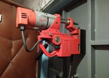 Milwaukee MDE 38 Compact магнитная дрель