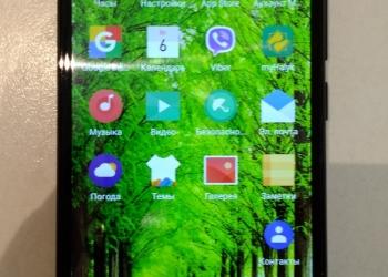 Телефон Мэйзу М5с