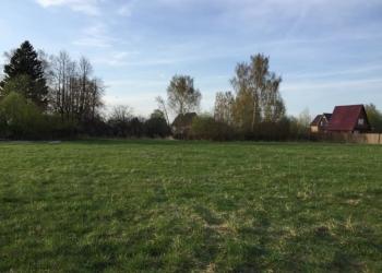 Земельный участок на берегу Волги
