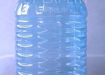 Пэт бутыль 19 литров
