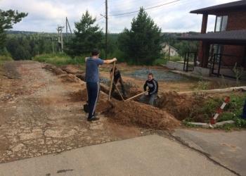 облагораживание участка/землекопы