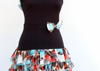 Платье, производство Италия