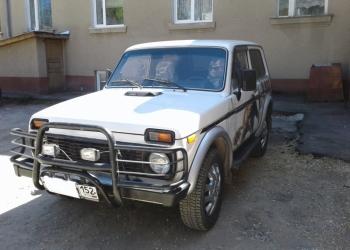 ВАЗ 4x4 (Нива), 1999