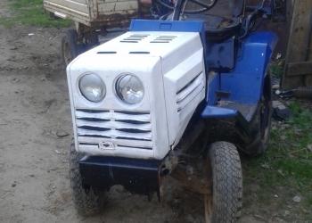 Продам мини трактор кмз-012
