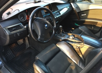 BMW 5er, 2005