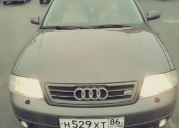 Audi A6 Qvattro, 2001