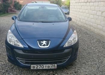Peugeot 308, 2008 не биты на крашены