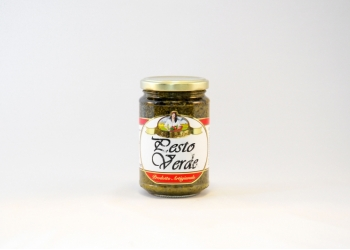 "Соус ""Pesto Verde(Genovese)без консервантов 314мл - производство Италия"