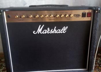 Marshall dcl 40(ламповый)