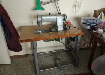 Промышленная швейная машина 97 класса (подробнее: