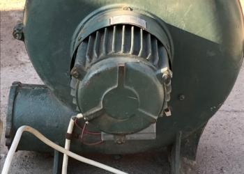 Вентилятор для Надува Батута.