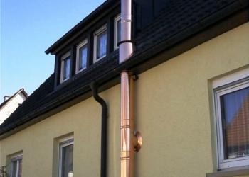 Безопасные немецкие модульные дымоходы Jeremias из нержавеющей стали