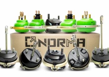 Энергоаккумуляторы и тормозные камеры (Завод изготовитель)