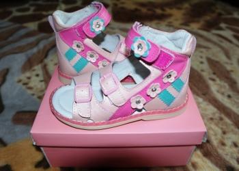 Ортопедические сандалии BiKi для девочки
