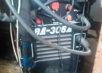 Продам сварочный аппарат ВД-306 Д