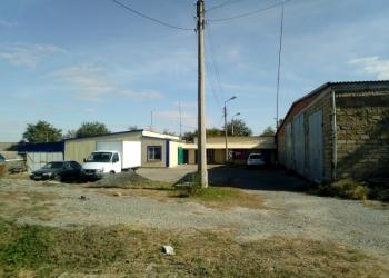 Продаю склад с гаражными боксами магазином.