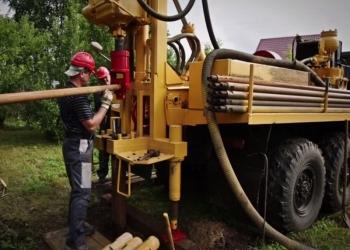 Бурение и обустройство скважин на воду в Барнауле