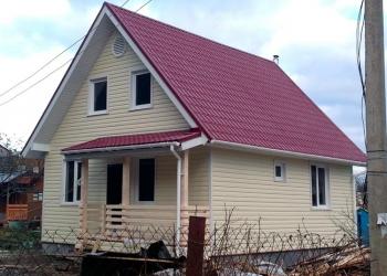 Строительство дома недорого под ключ в Пензе