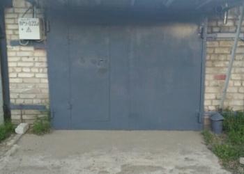 Кооперативный гараж 18 кв.