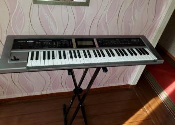 Синтезатор: roland GW-7
