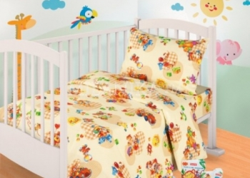 Продам постельное белье Для детской кроватки в Челябинске