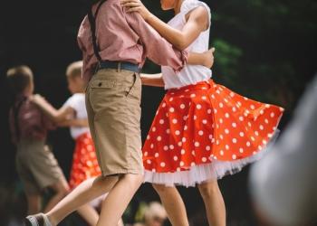 Танцы для детей Хабаровск. Новый набор