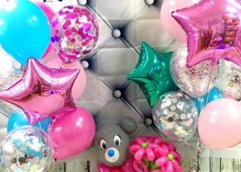 Воздушные шары на любой вкус!!!