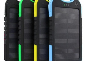 Solar Charger 28000mAh Power Bank