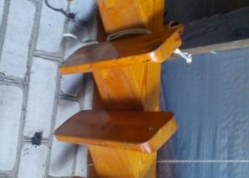 Деревянная лестница(стационарная)
