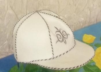 Продам мужскую кепку из натурального войлока
