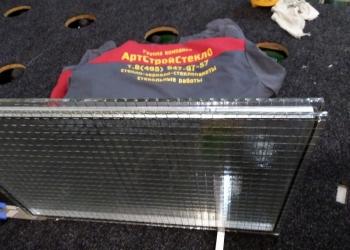 Стеклопакеты из армированного стекла
