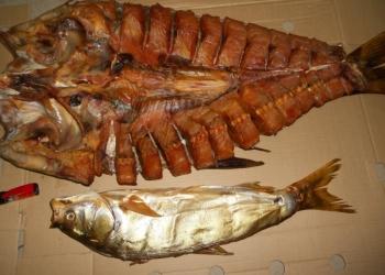 Рыба в Волгограде (Вяленая и Копченая) ДОСТАВКА Бесплатно