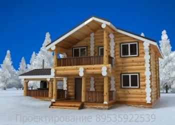 Проектирование деревянных домов, бань, беседок.